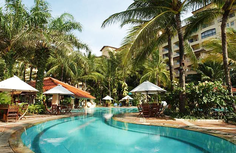 Marbella Hotel, Convention & Spa Anyer