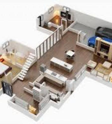 Intip Cara Buat Denah Rumah Sendiri