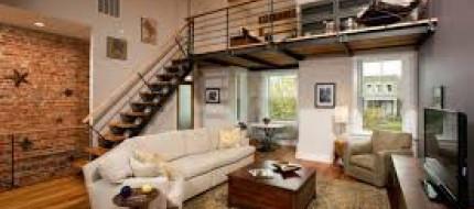 Desain Interior Apartemen yang Bikin Nyaman dan Asri