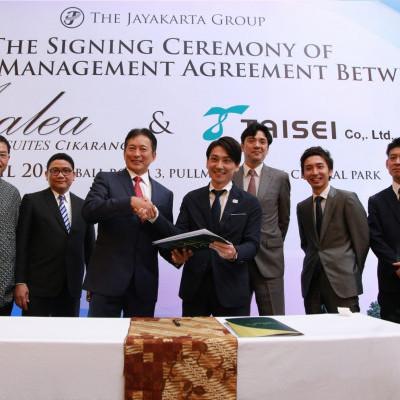TAISEI manage Azalea Suites